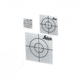 Cibles rétro-réflechissantes GZM29 / GZM30 / GZM31 LEICA